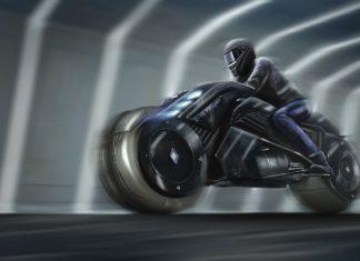 motocyklowe kaski przyszłości