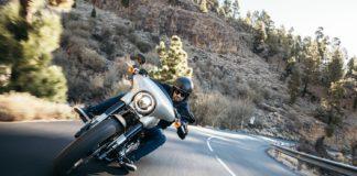 sześć zmysłów motocyklisty