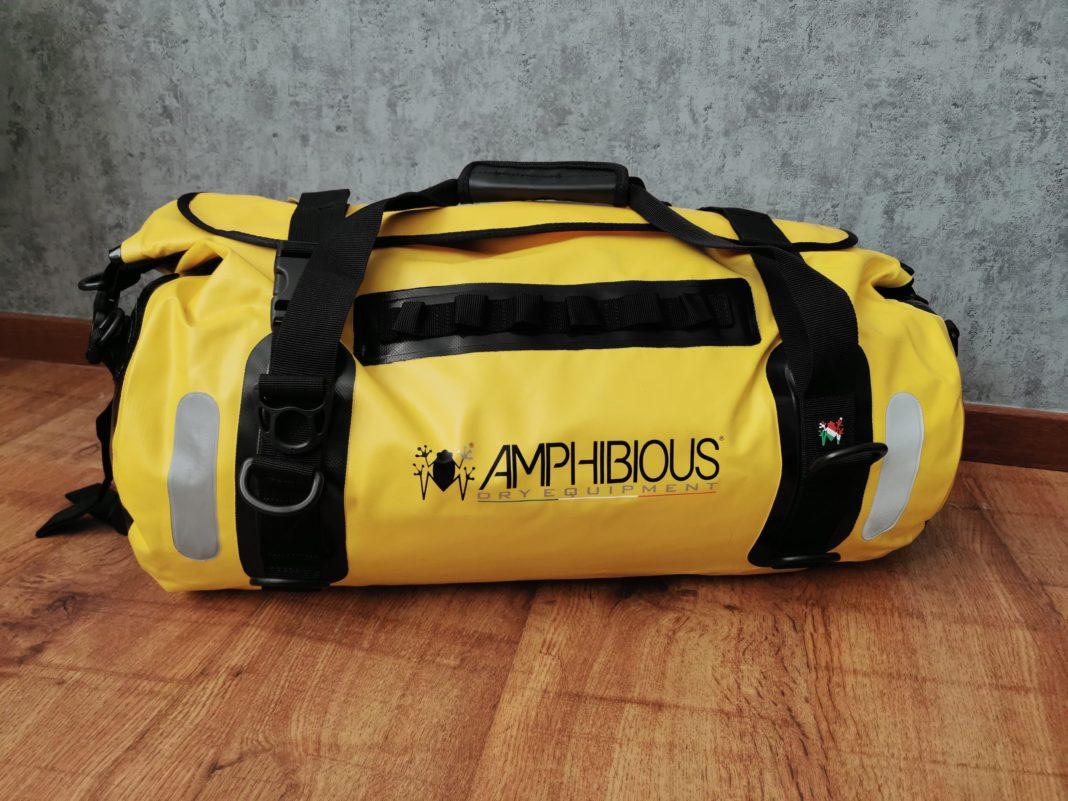 torba amphibious voyager 45l wodoszczelna na motocykl
