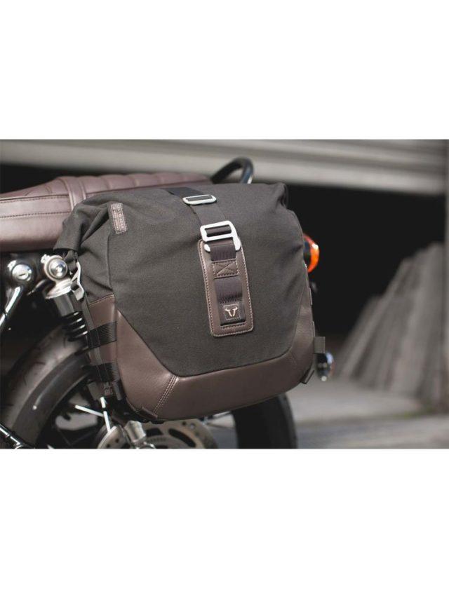 SW MOTECH LC2 sakwy do motocykli klasycznych motocyklowe bagaż