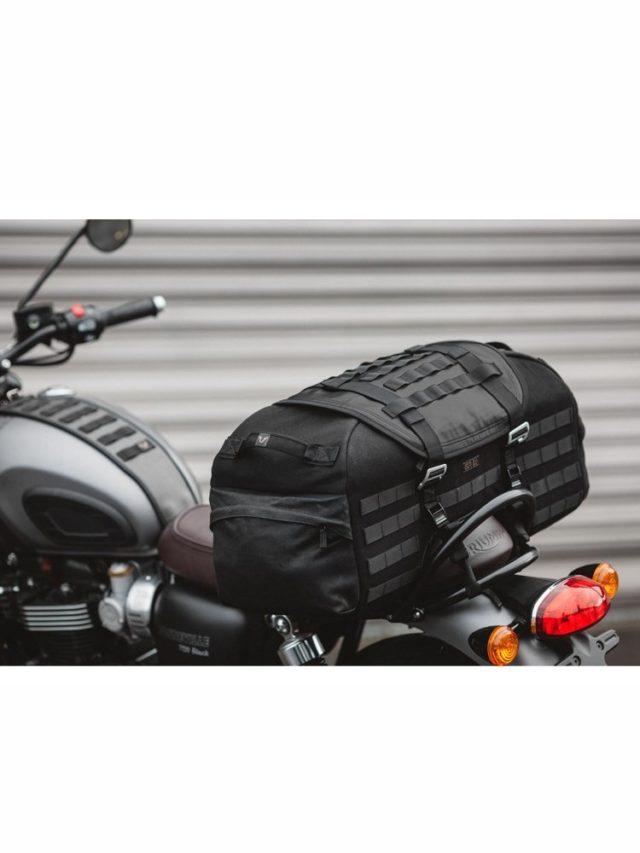 SW MOTECH LR2 sakwy do motocykli klasycznych motocyklowe bagaż