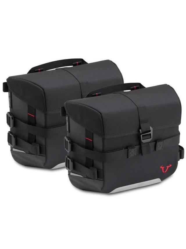 SW MOTECH Sys bag sakwy do motocykli klasycznych motocyklowe bagaż
