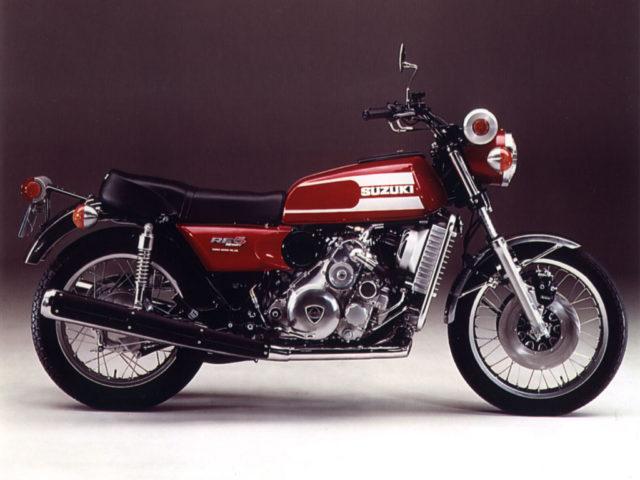 Suzuki RE5 motocykle z dziwnymi nietypowymi silnikami