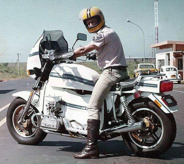 Amazonas 1600 motocykle z nietypowymi silnikami