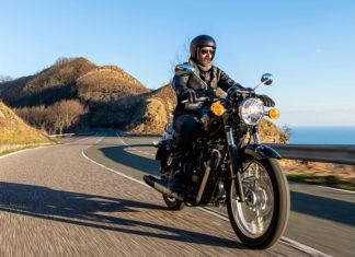 Benelli Imperiale  klasyczny motocykl do miasta retrobike