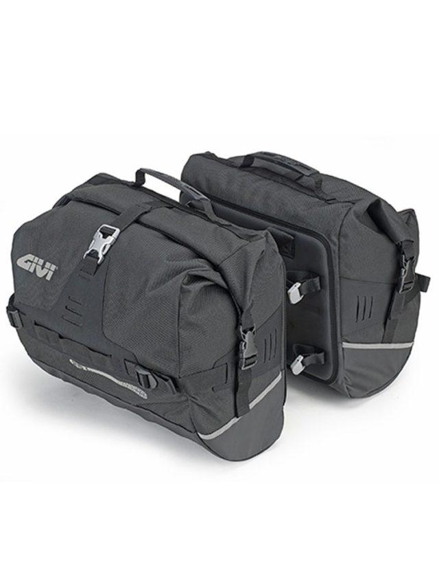 Givi UT808 sakwy do motocykli klasycznych motocyklowe bagaż