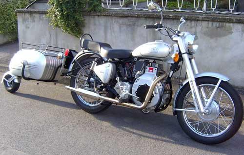 40 Royal Enfield Diesel motocykle z nietypowymi silnikami