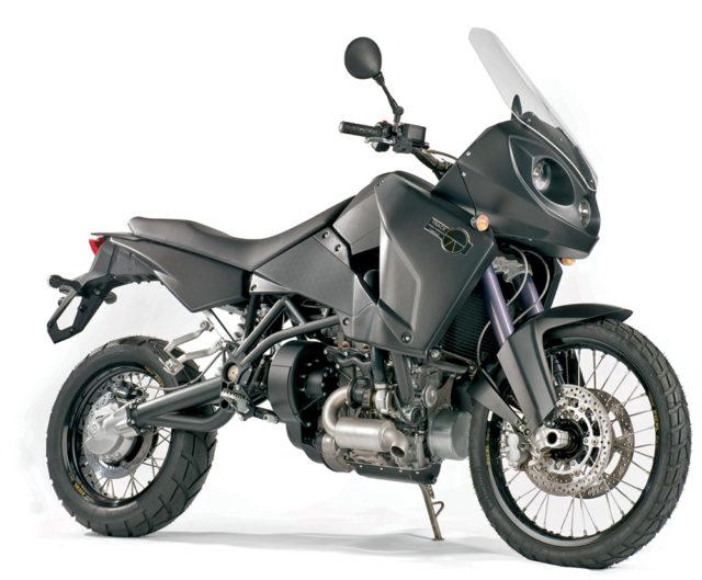 Track T800 motocykle z nietypowymi silnikami diesel