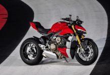 Ducati Streetfighter V4 2020 dane techniczne opis prezentacja