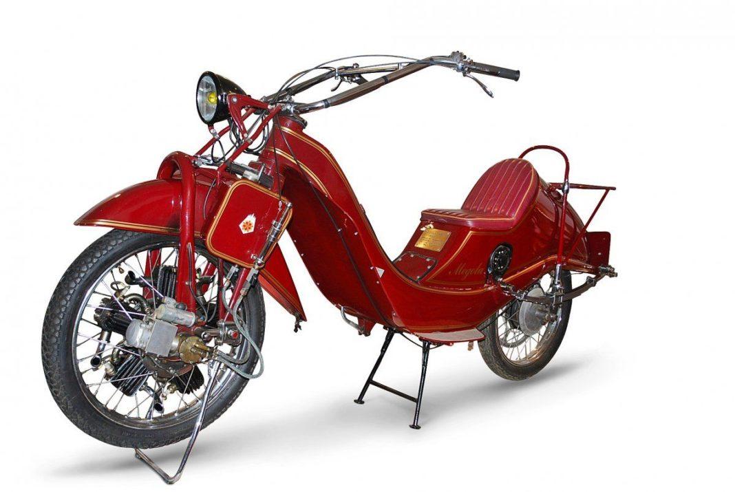 Megola motocykle z dziwnymi silnikami