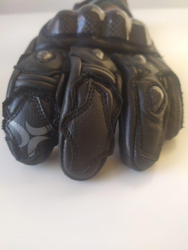 tanie rękawice sportowe seca trackday test