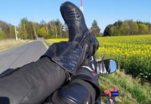 Sportowe buty motocyklowe SECA Race Tech II [opinia, pierwsze wrażenie]