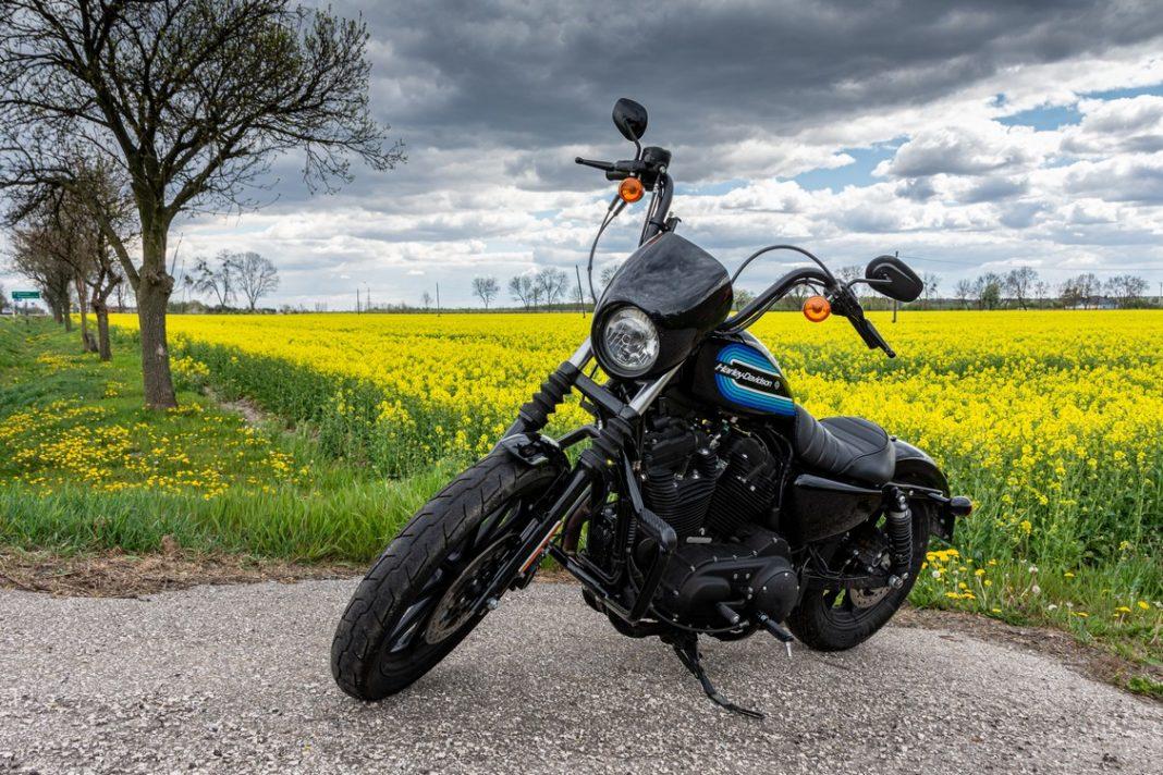 wycieczka motocyklowa okolice warszawy Mazowsze na Harleyu