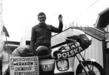 WSKa Marek Michel wyprawa motocyklowa
