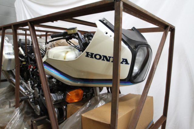 Honda CBX Supersport