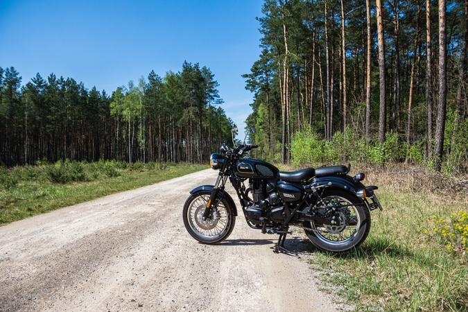 Gdzie motocyklem Mazowsze okolice Warszawy
