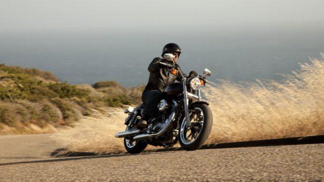 HD sportster motocykl kultowy