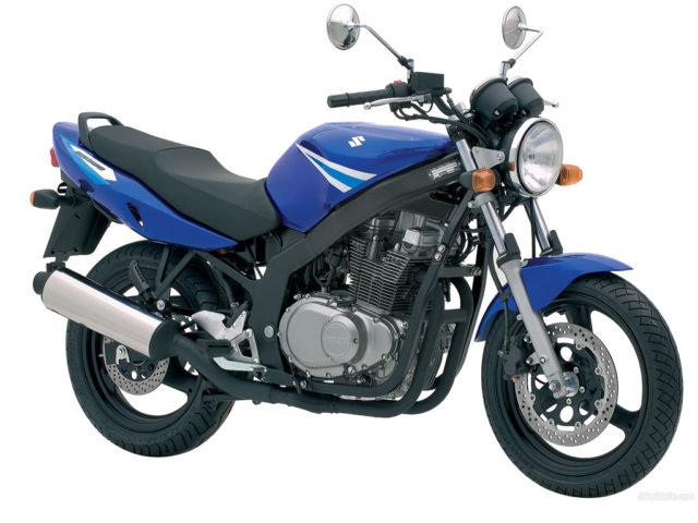 motocykl kultowy GS 500