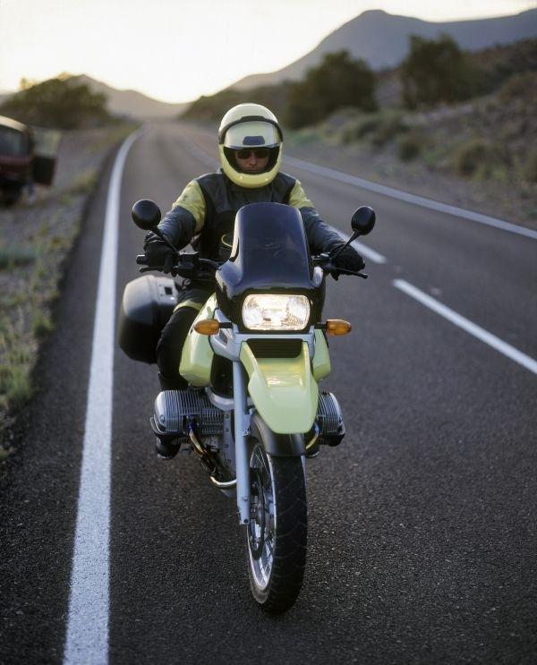 BMW R 1100 GS motocykl kultowy