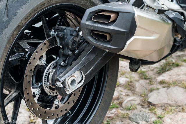 BMW F 900 XR nowość 2020 test dane techniczne opinia cena