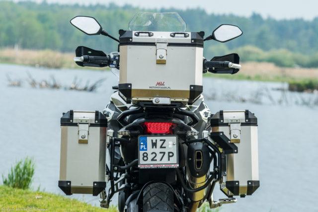 Benelli TRK 502 X nowość 2020 test dane techniczne opinia cena