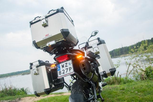 Benelli TRK 502 X 2020 dane techniczne test