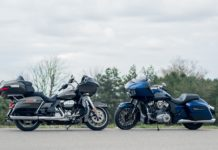 Indian Challenger czy Harley Road Glide Ultra