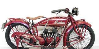 Indian Scout 600 ccm1920 kultowe motocykle