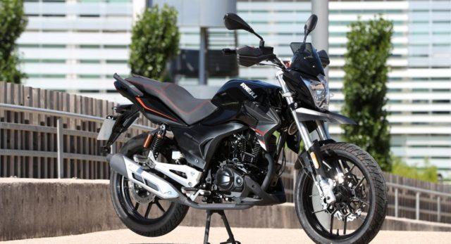 Jaki motocykl 125 na miasto Rieju Strada GT