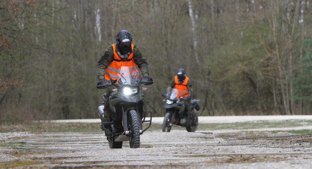 Motocykle wracają do wojska