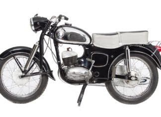 Polski Motocykl SHL M11