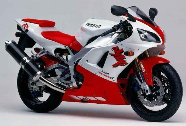kultowa Yamaha R1