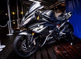 bmw grr supersport motocykl bmw