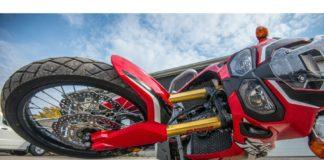 Jak zabezpieczyć motocykl przed wywrotką i skutkami upadku (gmole, crashpady czy crashbar - klatka)