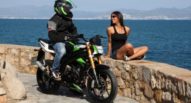 jaki naked street fighter motorower 50 cm3