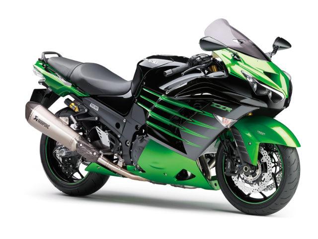 jaki szybki motocykl sportowo turystyczny w trasy ZZR 1400