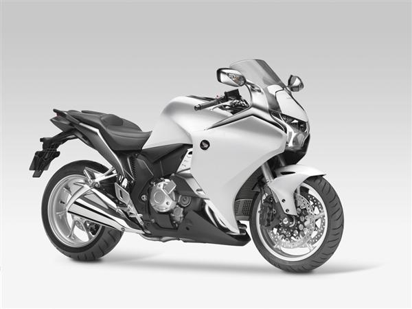 jakie wygodny motocykl sportowo turystyczny VFR1200F