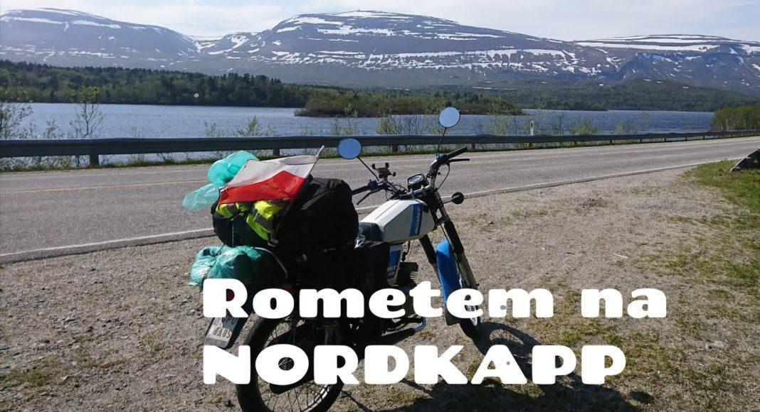 romet chart rometem na nordkapp polska motorower norwegia bałtyk