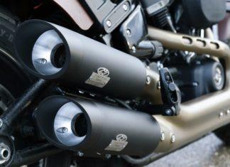 wydech tłumik exhaust limit głośności motocykl