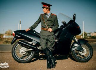 IŻ Vega radziecki motocykl z silnikiem wankla