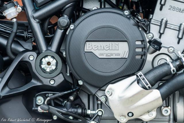 Benelli 752 S nowość 2020 test dane techniczne opinia cena