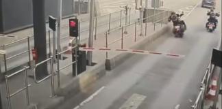 cwaniak motocyklowy zostaje ukarany