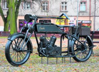 Gdzie znajduje się pomnik motocykla LECH
