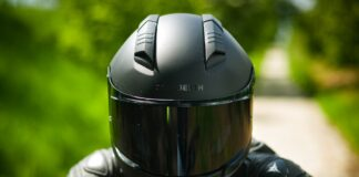 Test Schuberth SR2