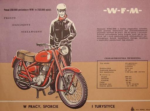 WFM M06 plakat