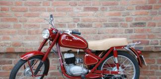 WFM M06 polski motocykl zabytkowy [opinie, ceny, opis, dane techniczne]