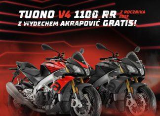 Aprilia Tuono V4 1000 RR 2019