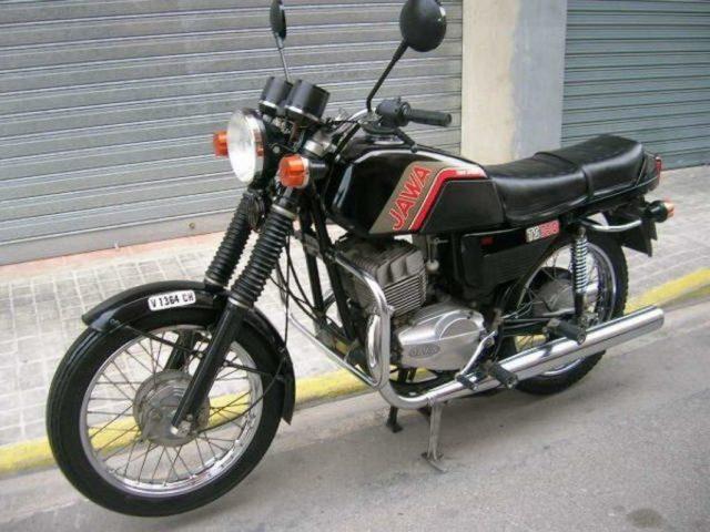 Jawa 350 TS dane techniczne cena wady zalety opinia