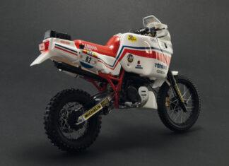 model Yamaha Tenere