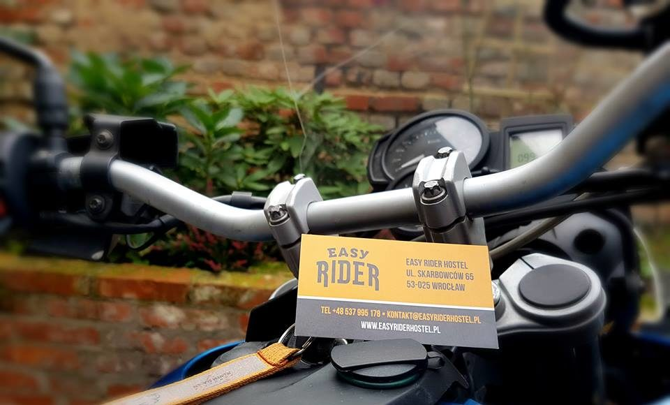nocleg we Wrocławiu dla motocyklisty